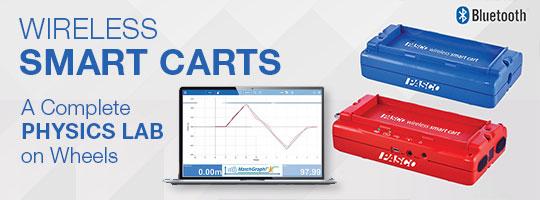 PASCO Smart Carts
